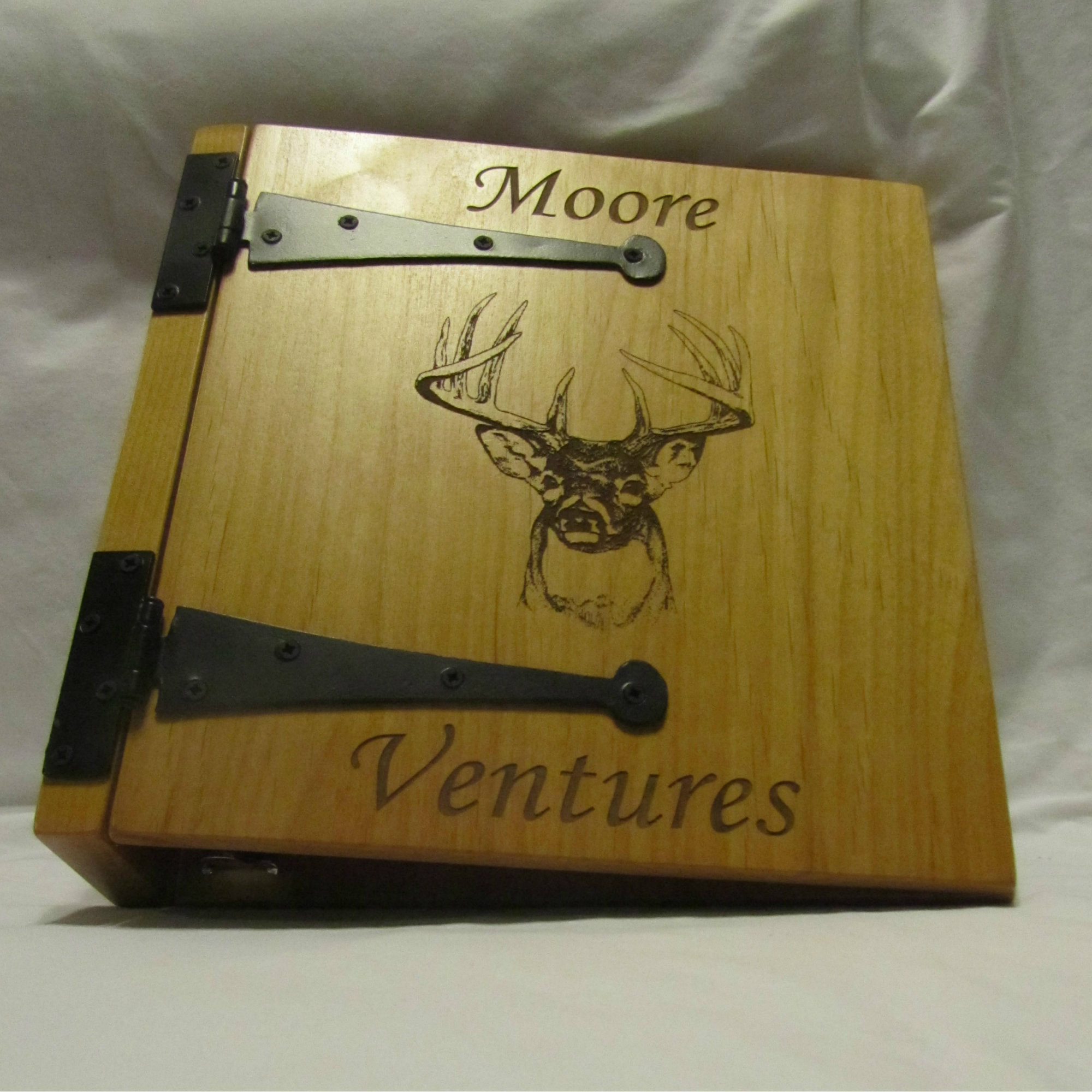 Personalized Photo Album For Hunting Memories